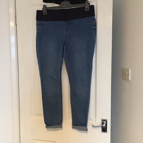 e8c488f5ac832 New look 'Emilee' Maternity jeans size 14 - perfect only the - Depop