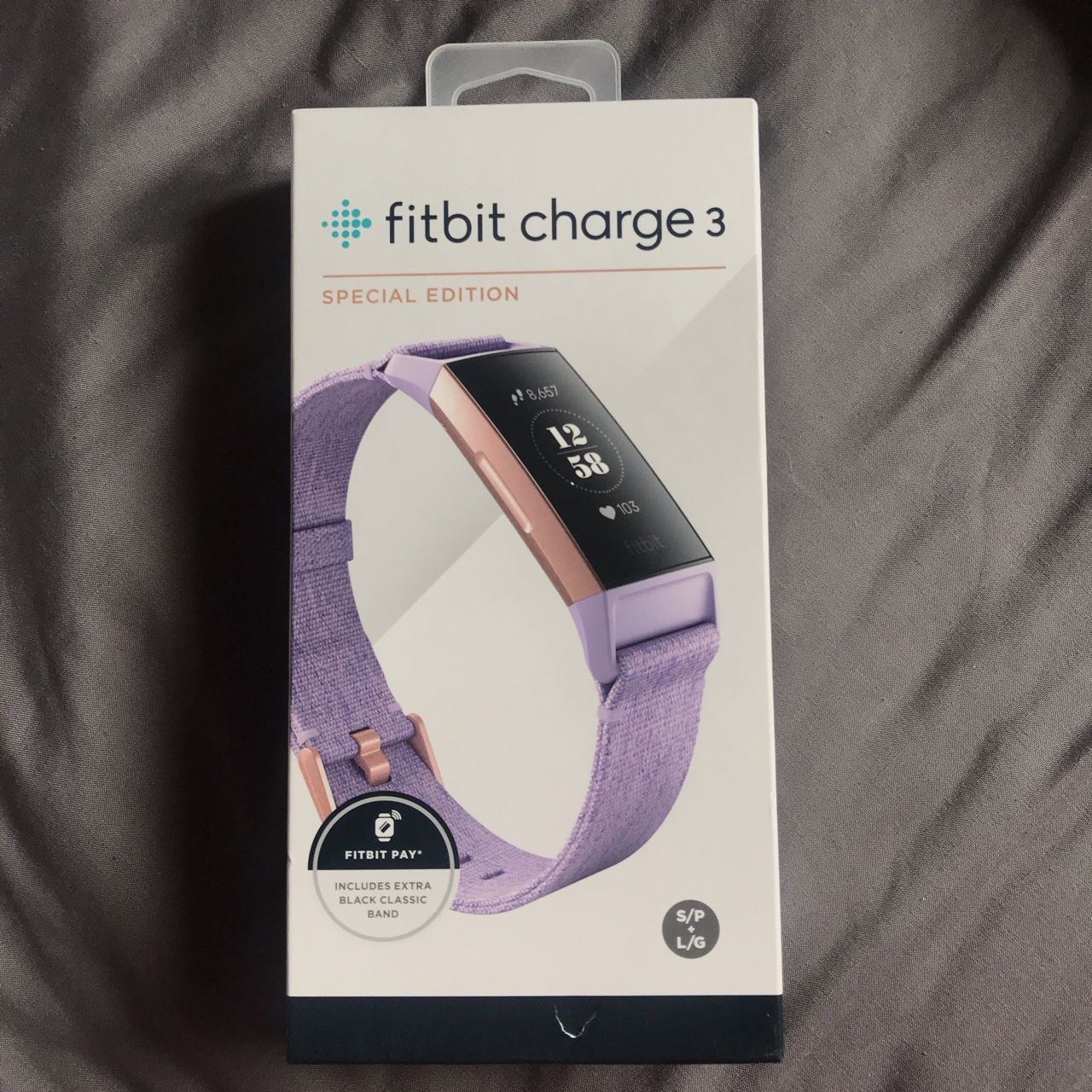 Fitbit Charge 3, Special Edition  Brand New, in box    - Depop