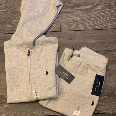 cd46ec8c8 @idripclothing. 2 months ago. London, United Kingdom. Ralph Lauren Boys  Tracksuit Size ...