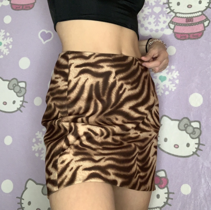 Repop!! Hiii I Bought This Skirt A Little Bit Ago by Depop
