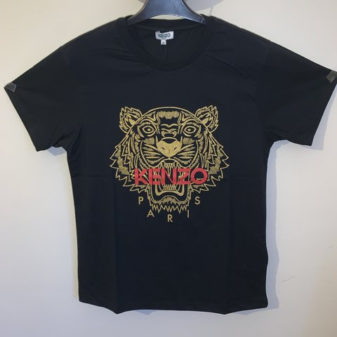 a8919a81 @mikeclothing69. last month. Radlett, United Kingdom. Brand new Limited  number available kenzo gold tiger men's t shirt