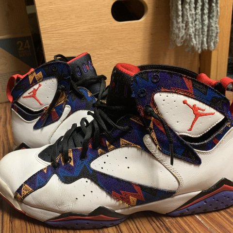 ab7cca29ccf9 Air Jordan 7 Retro Nothing But Net (without the worn