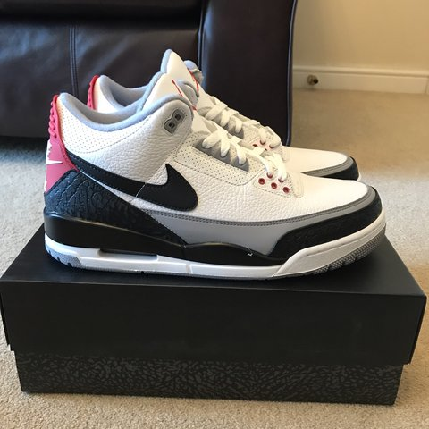 premium selection 0b00f ccf41  brdcmpbll99. 18 days ago. Stafford, United Kingdom. Air Jordan 3 Retro  Tinker Hatfield ...