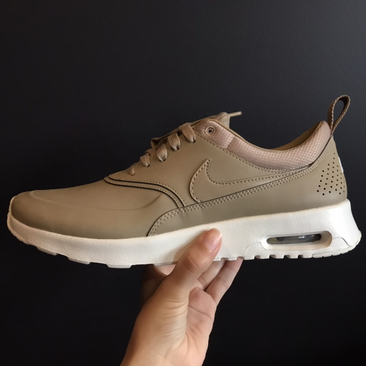Nike Air Max Thea Desert Camo ✨ Bought these shoes Depop