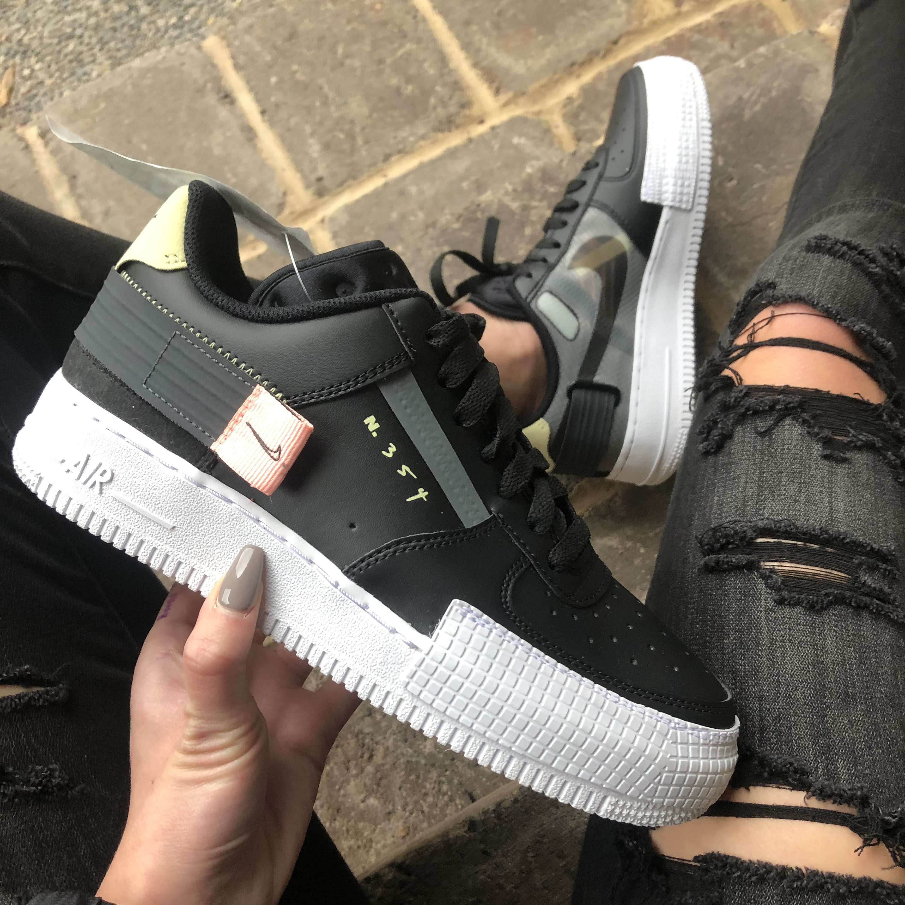 Nike air force 1 low special edition
