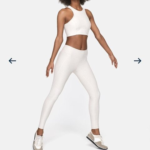 81b897c8d680a2 Outdoor Voices 7 8 Warm Up Legging in Oatmeal