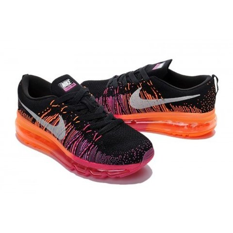 best sneakers 74a61 885c3 Nike Flyknit airmax pink and- 0