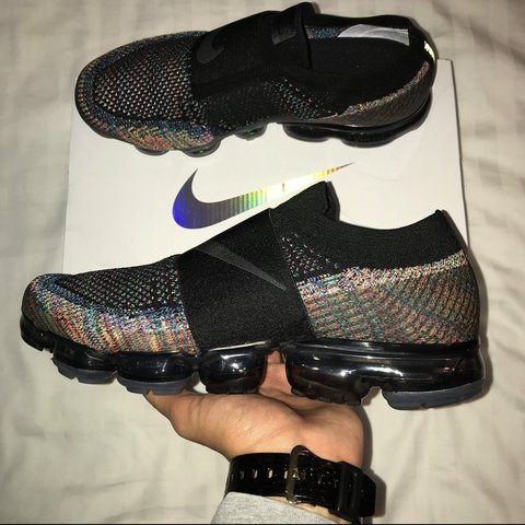 check out 79ae5 9cf28  muneebxciv. 10 months ago. Manchester, United Kingdom. Nike air vapormax  flyknit moc multi-colour ...