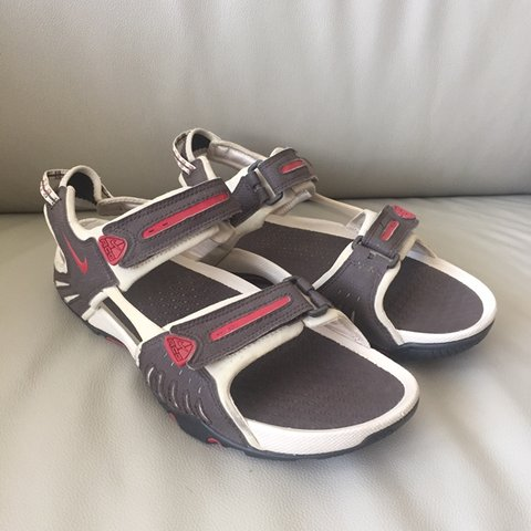 514127d04e0 @batok1. 24 days ago. London, United Kingdom. Vintage Nike Santiam 4 ACG  Sandals