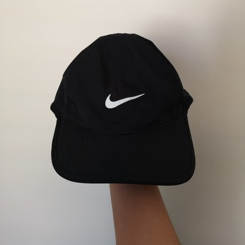 045e326f95bb02 Black Nike dri fit cap Never worn Great quality and - Depop