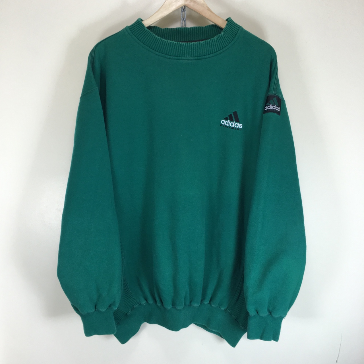 adidas equipment sweatshirt green