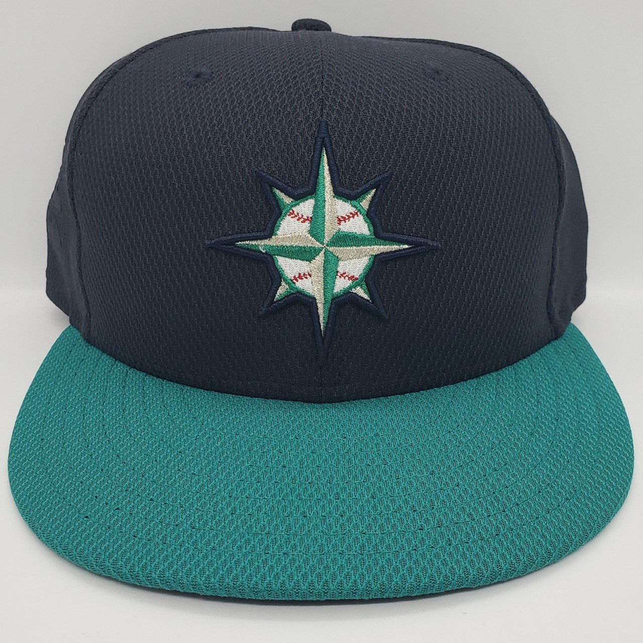 sports shoes 08f7f 7c848  chenchorockboutique. 2 months ago. Atlanta, Georgia, US. New Era 59Fifty Seattle  Mariners Authentic MLB Cap Alternate Fitted Size 7 3 8.