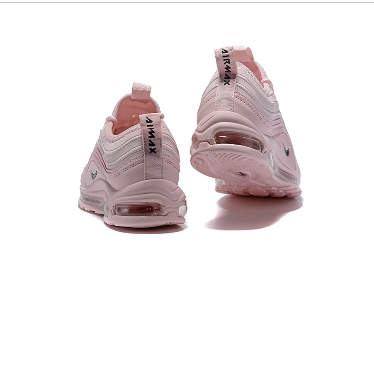 Nike Air Max 97 Ultra SE Barely Rose Elemental Rose 917704 909 Womens Sneakers 917704 909