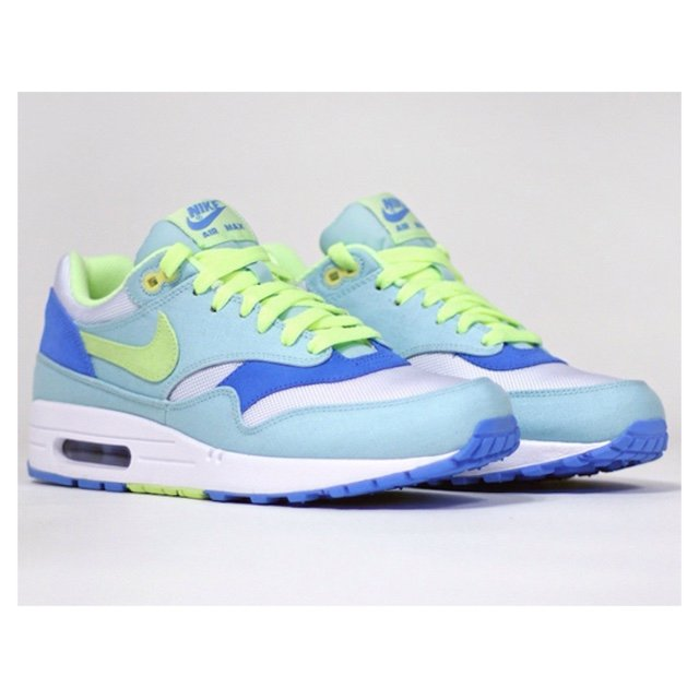 reputable site 1d56e b49ae @jasonalexandef. 5 years ago. Almere, The Netherlands. 2012 unworn freshly  colored fly Nike Air Max 1 Julep. Liquid lime-coast--white ...
