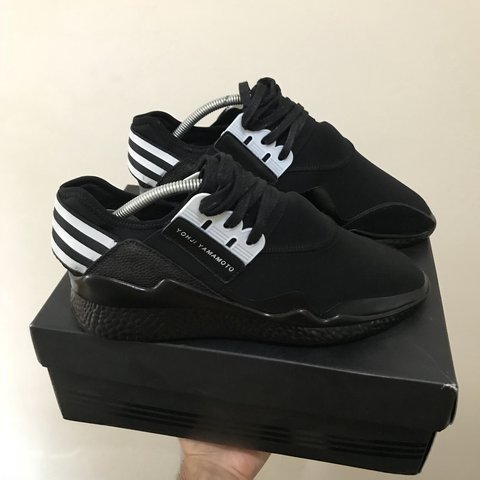 0f36142d54446 Adidas Y3 Retro Boost. In size 9 UK. No box but come with in - Depop