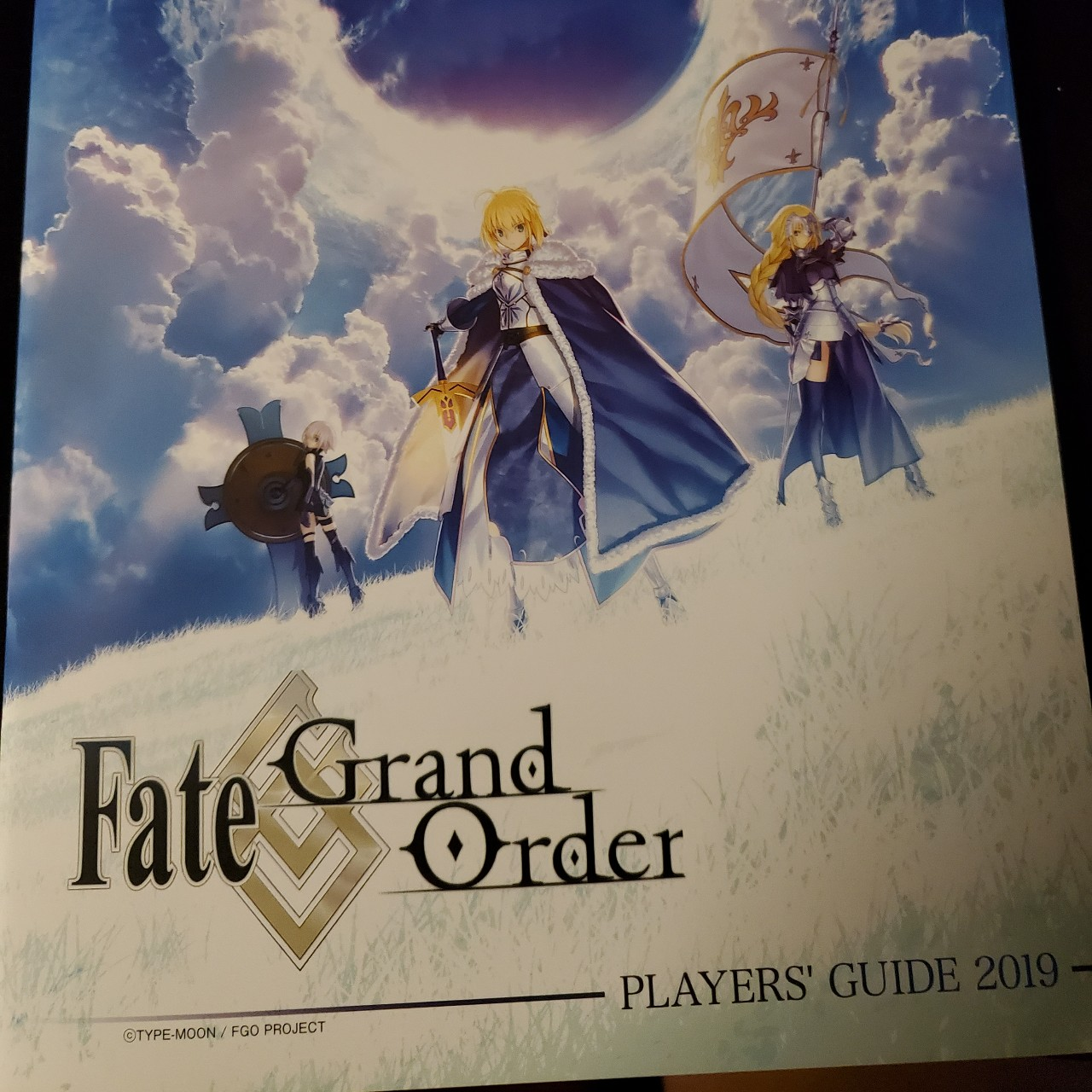 Fate Grand Order Anime Expo bundle  You get Fate    - Depop