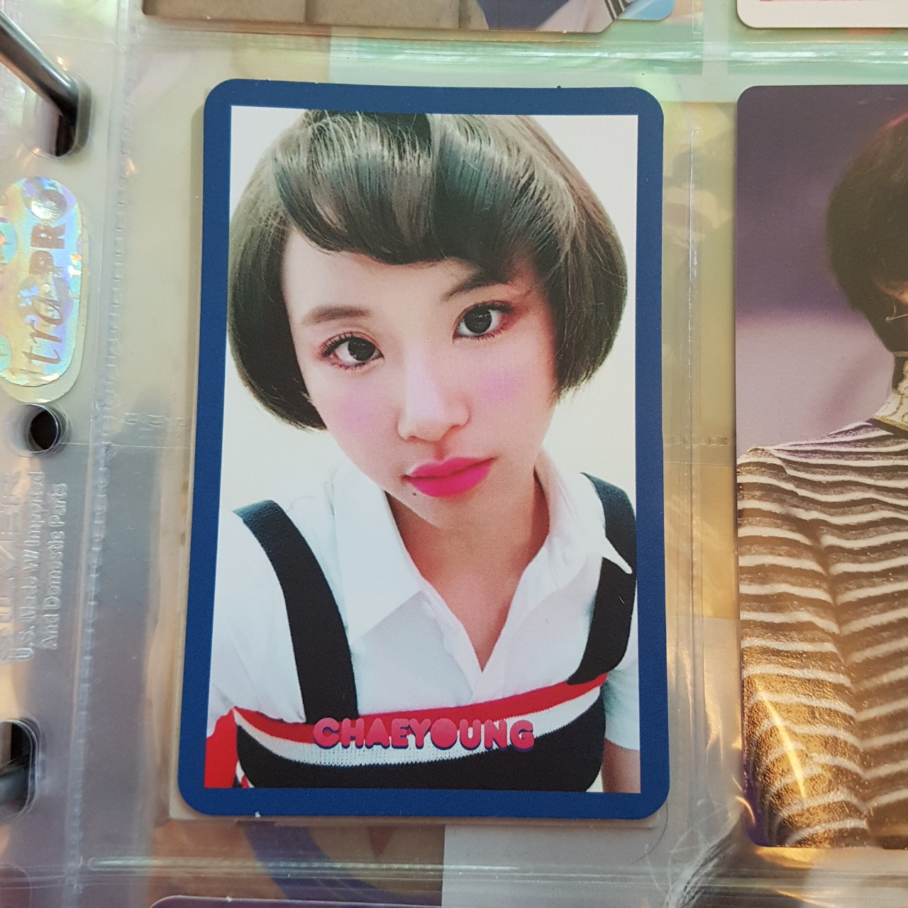 ♡Twice Chaeyoung 'Signal' Official Photocard♡ •In    - Depop