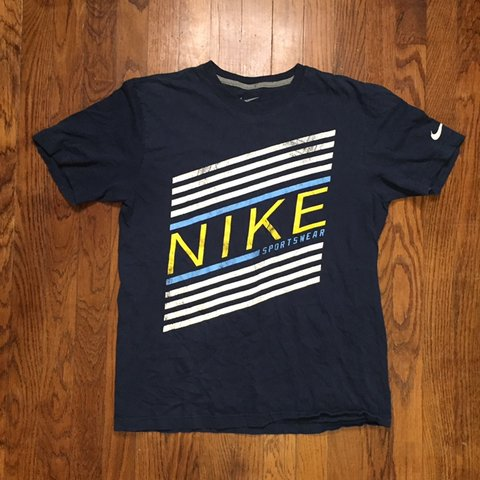 dc78a692a @hiddenvalleyjems. 11 days ago. Pharr, United States. Cool Nike graphic T- shirt. Great condition. Size M