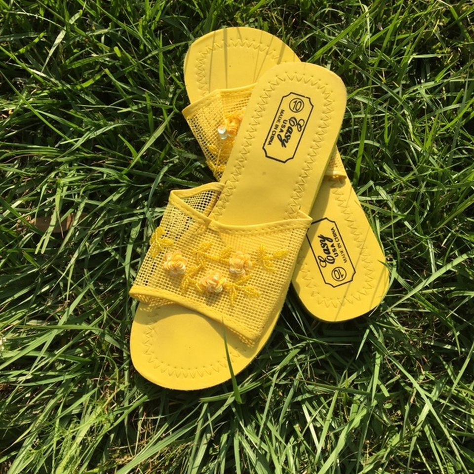 easy chinese slippers open toe