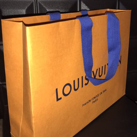 c5f473603378 Louis Vuitton Paper Bag LAST ONE AVAILABLE  CyberMonday ONE - Depop