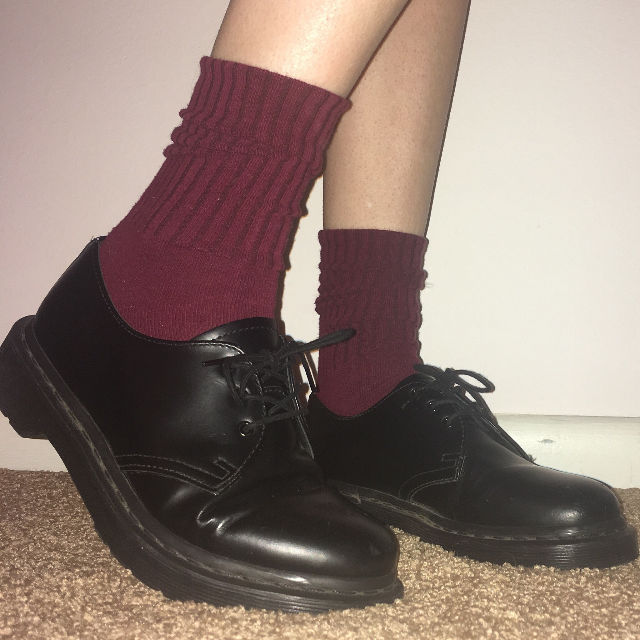 fashion affordable price exquisite style dr martens 1461 3-eye mono all black authentic... - Depop