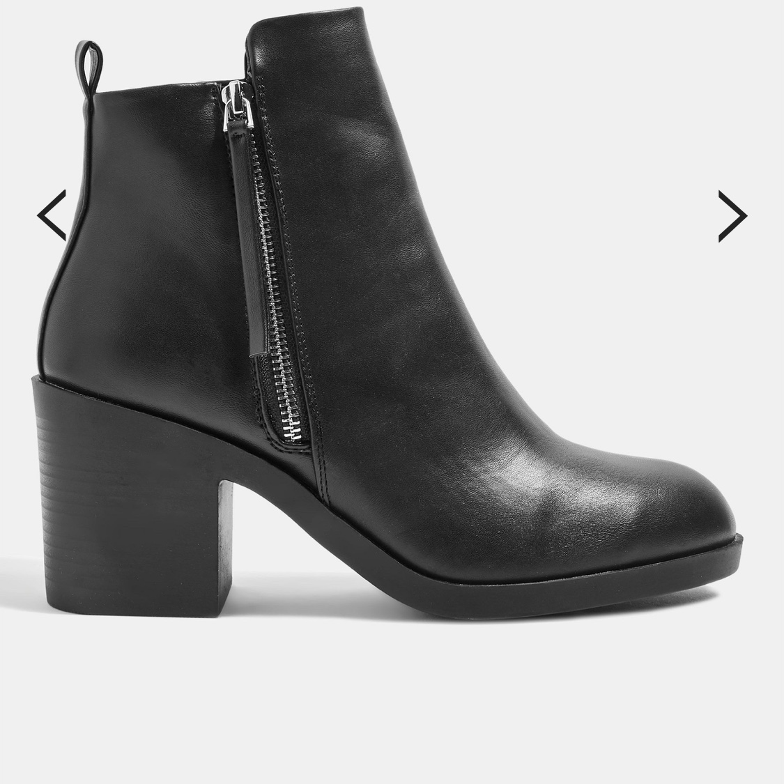 BRITTNEY Ankle Boots Topshop Size 41/7