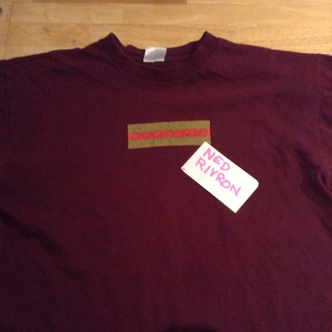 maroon supreme gucci box logo all flaws shown in pictures depop