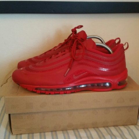huge discount bb808 5c653  jacksullivannn. 4 years ago. Romford, Greater London, UK. Air Max 97  Hyperfuse Gym Red ...