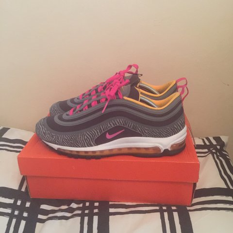 WORLD EXCLUSIVE ONLY PAIR IN THE WORLD - Nike Air Max 97 in - Depop e939c8ca7