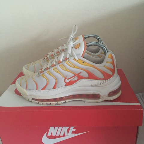 air max 97 x tn sl hybrid in uk4. extremely rare shoe in an depop