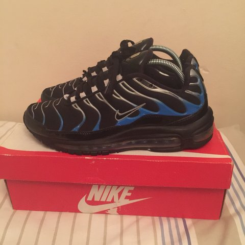air max 97 x tn sl hybrid from 2008 in uk7.5 shoe comes og depop