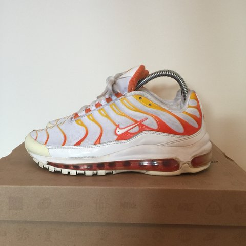 air max 97 x tn sl hybrid 2008 release in uk4.5 shoe is depop