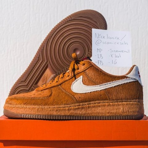 free shipping 2341d f844b  iconick. 4 years ago. Oosterhout, Nederland. Nike Air Force One 1
