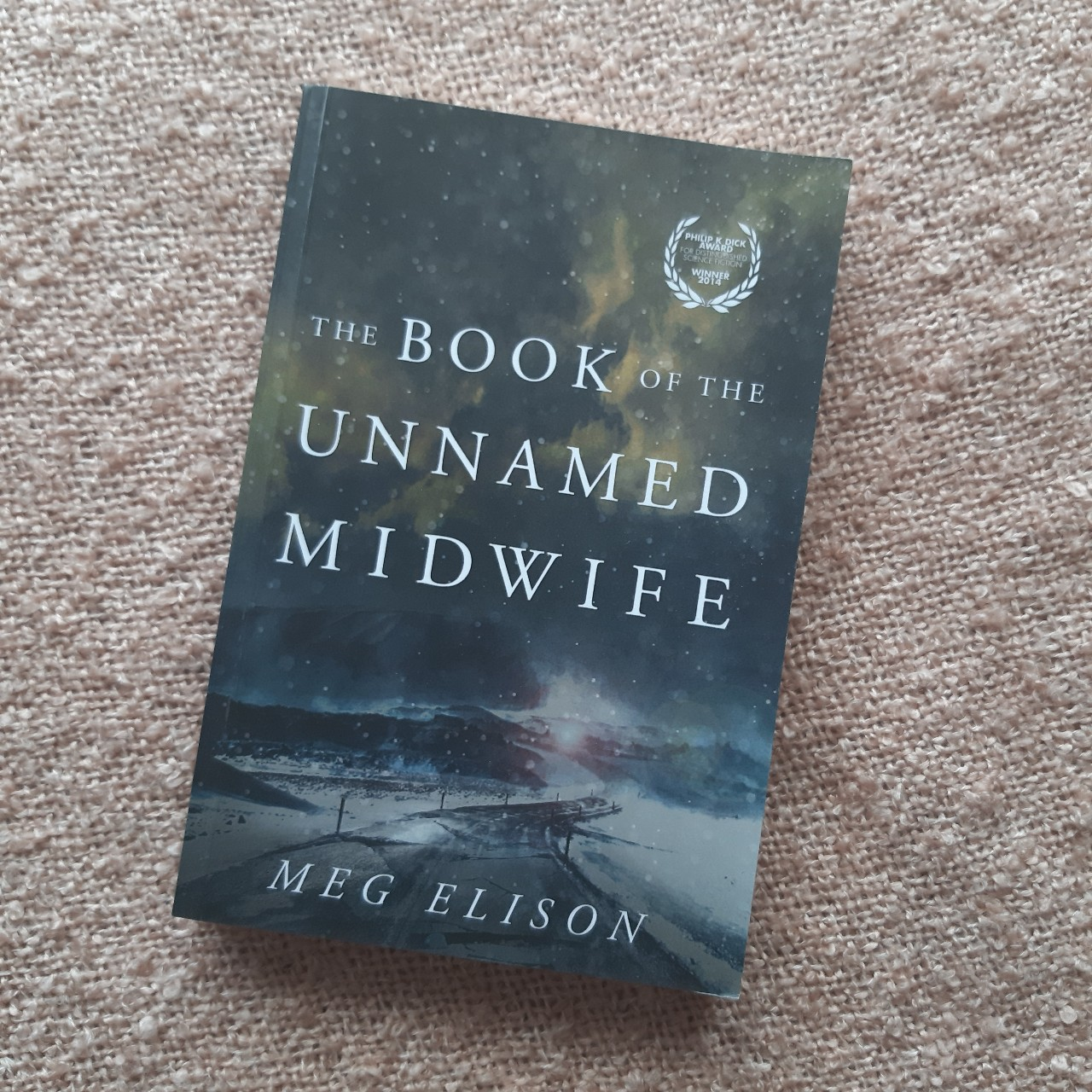 7390d4e1 The Book of the Unnamed Midwife by Meg Elison Like... - Depop