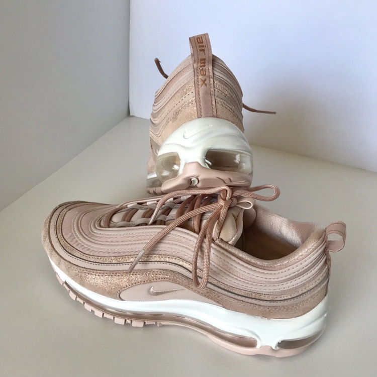 air max 97 rose beige