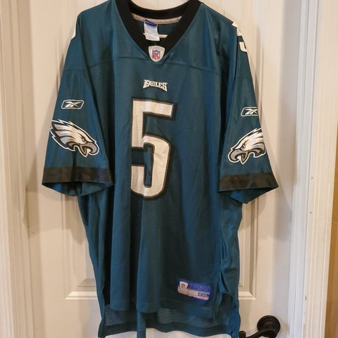 f0019634991 @punisher7589. 3 days ago. Yuma, Arizona, US. Donovan McNabb #5 Philadelphia  Eagles NFL Reebok Jersey ...