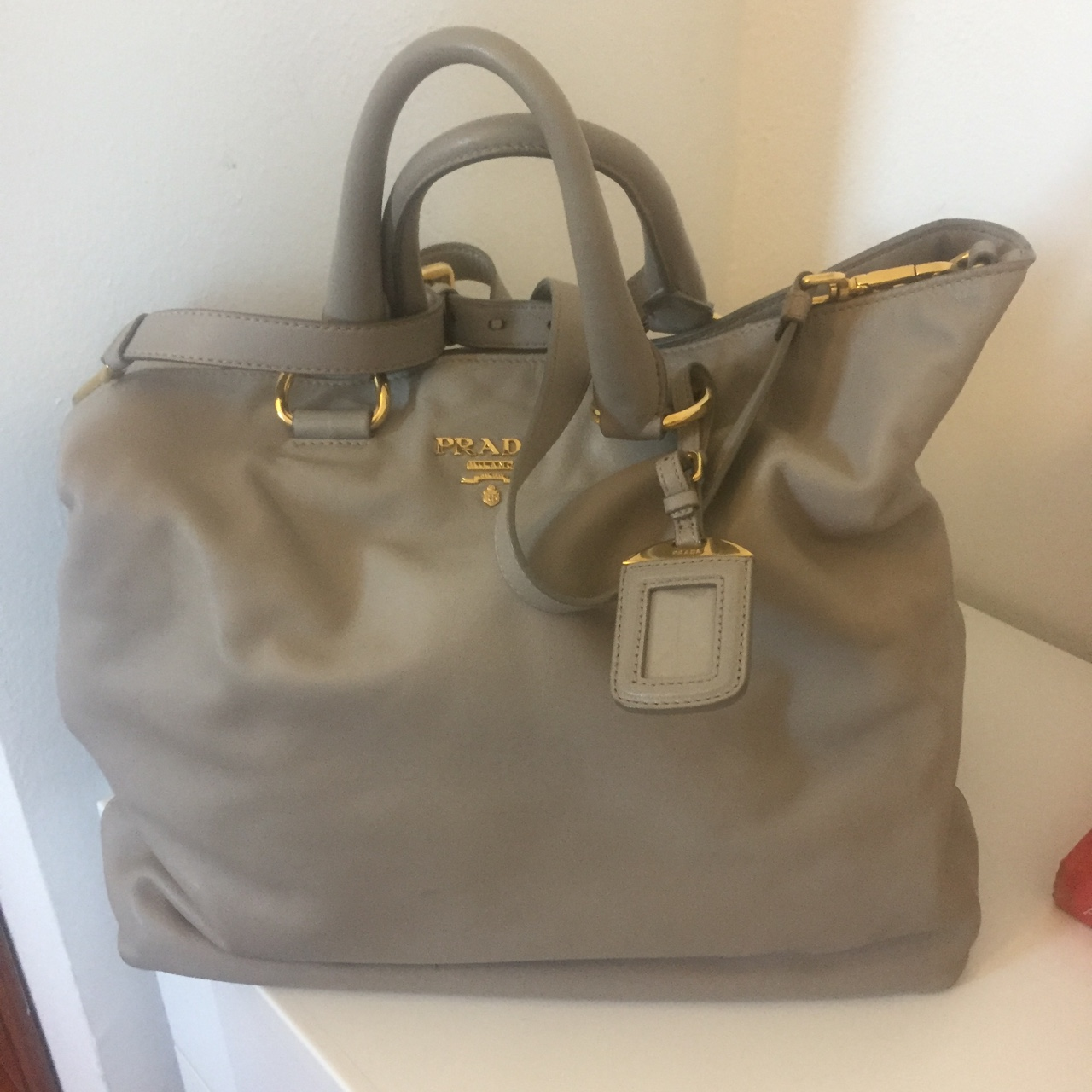 the latest 76828 38044 Shopper prada #prada vendo per inutilizzo.. prezzo... - Depop