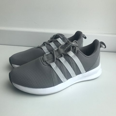 save off 676d9 13d1b Adidas Loop Racer trainers in- 0