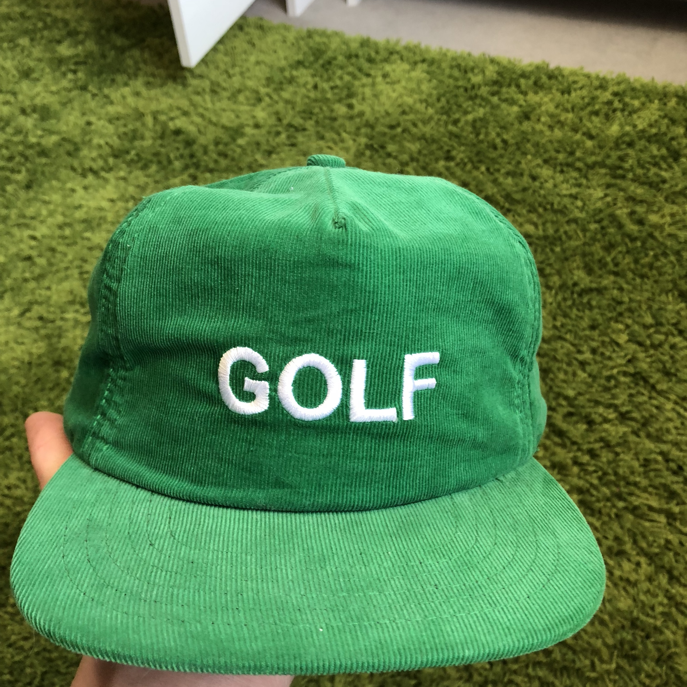 7920915ae OG RARE AS FUCK Golf Wang snapback. This was one of... - Depop