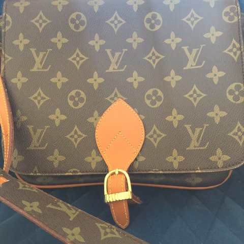 213012626 @desraywood. 2 months ago. Sandringham, Australia. Vintage Louis Vuitton (  replica) cross body bag.