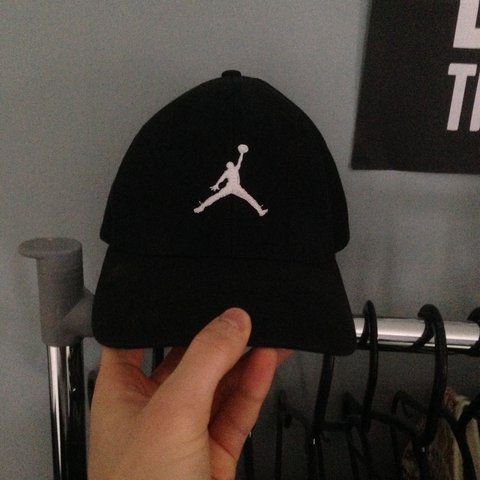 539e3c400ef9 Jordan FlexFit cap. Good condition. Message me if you have - Depop