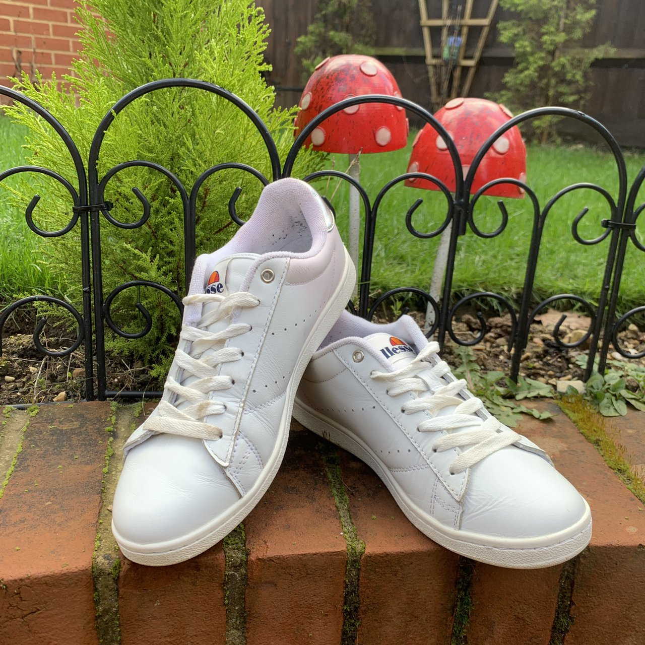 UK SIZE 7 Ellesse Women's Trainers Used