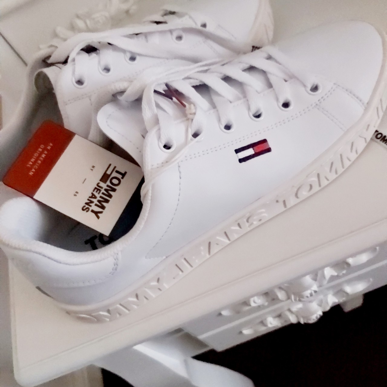 Tommy Hilfiger new trainers for sale