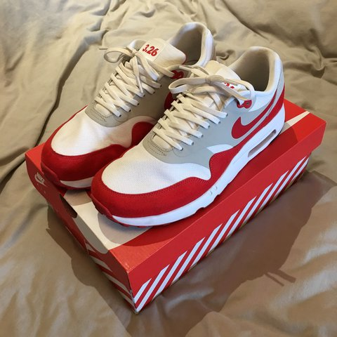6de80f3611 Air max 1 Ultra 3.26 Air Max Day size 8.5 8/10 condition, on - Depop