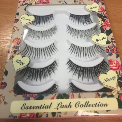 056ec6be378 @izzeeeeh. 11 months ago. Nottingham, United Kingdom. The Vintage Cosmetic  Company 'Meet the Girls' Essential Lash Collection