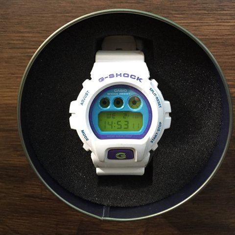 cd8b0d54317d G-shock watch. Retail price €99.99. Give me some offers - Depop