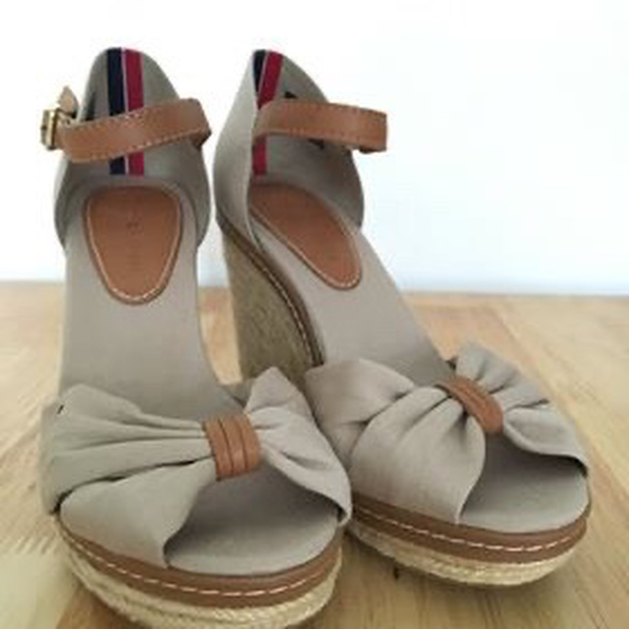 Tommy Hilfiger Iconic Espadrille Wedge