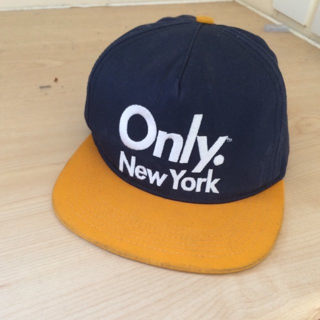 6aa824da ... france only ny snapback ignore supreme stussy patta hba pigalle depop  1bea7 103ee