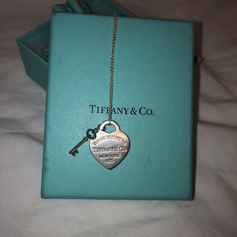 Tiffany Co Return To Tiffany Heart Tag With With Depop