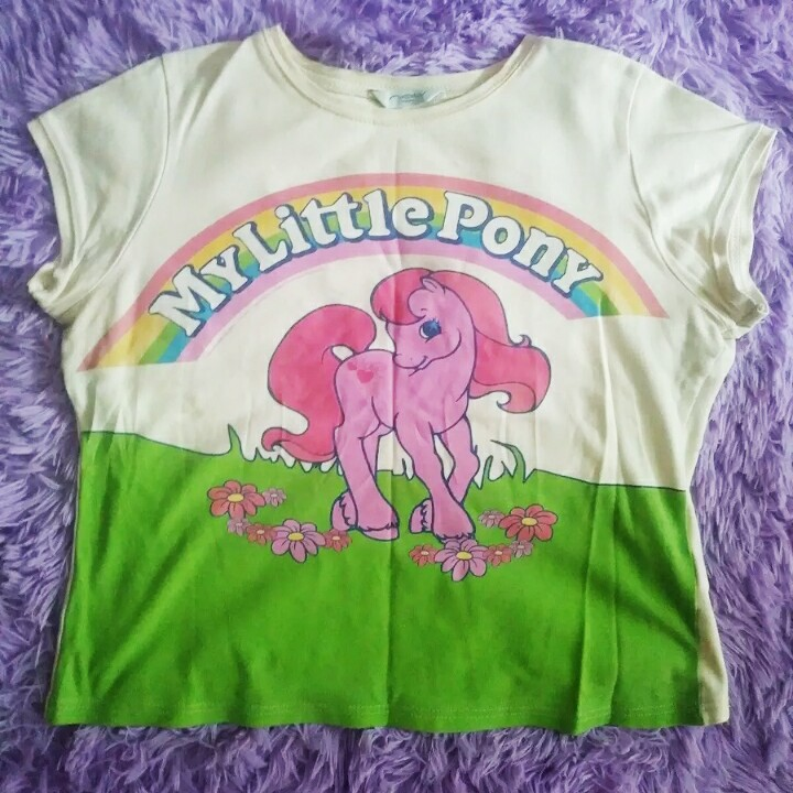 My Little Pony G2 T-Shirt by New Look! 🌸 Size 18    - Depop